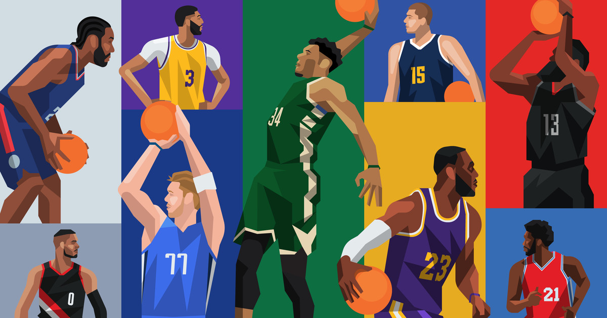 The Top 25 NBA Players of the First 55ish Games