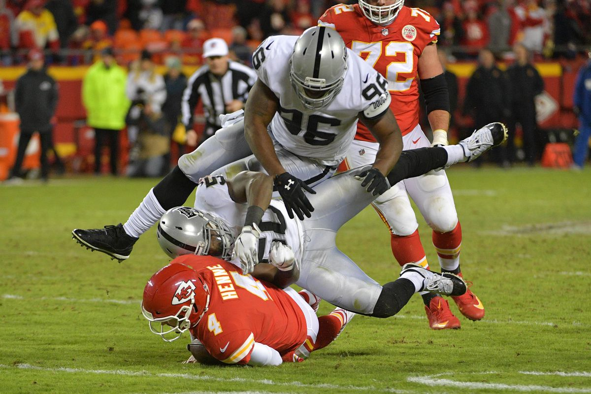 Raiders 2019 schedule predictions: Game by game picks - Silver And