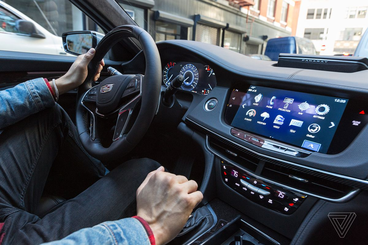 Car Companies Have Gone Overboard Naming Their High Tech Features