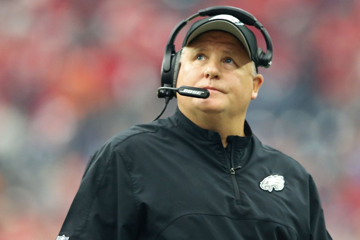 Does Chip Kelly want out of Philly?