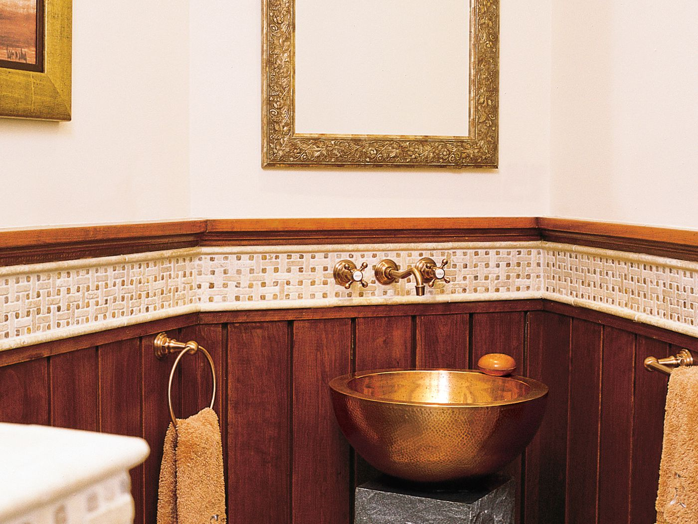 The Complete Half Bath This Old House