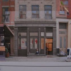 Opening up Crosby Street for retail.