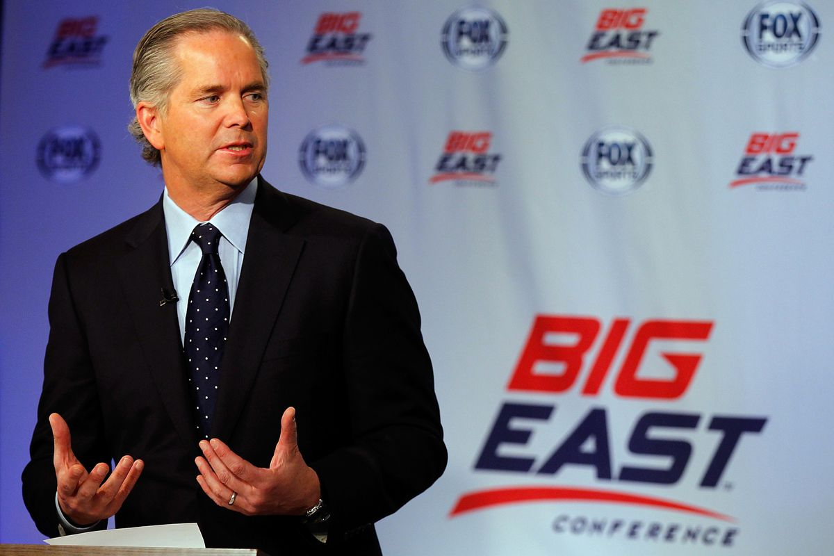 The New Big East Conference & Fox Sports Media Group Press Event
