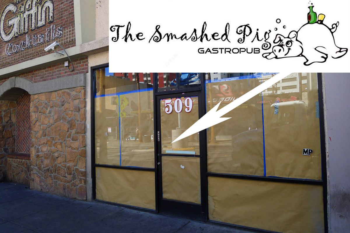 The Smashed Pig