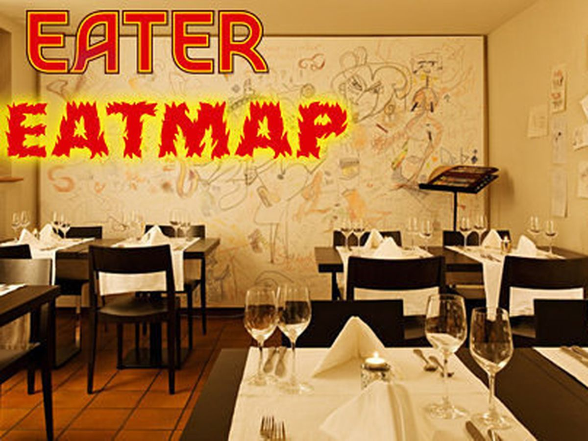 The eater switzerland heatmap where to eat right now eater for Atelier cuisine lausanne
