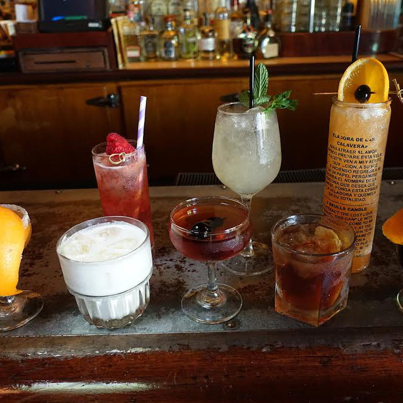 12 Classic Cocktails Invented in New Orleans - Eater