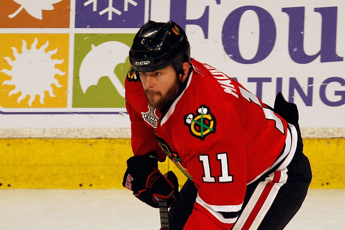 Philadelphia Flyers v Chicago Blackhawks - Stanley Cup Game Two