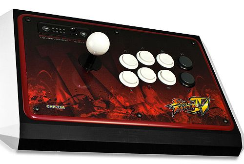 Mad Catz TE FighStick Street Fighter 4