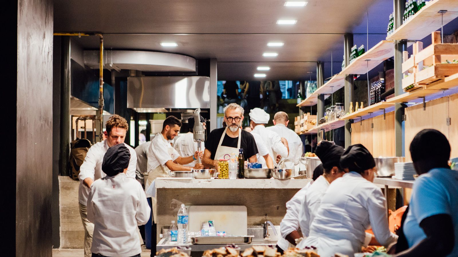 Why Massimo Bottura 39 S First U S Project Will Be A Soup Kitchen Eater