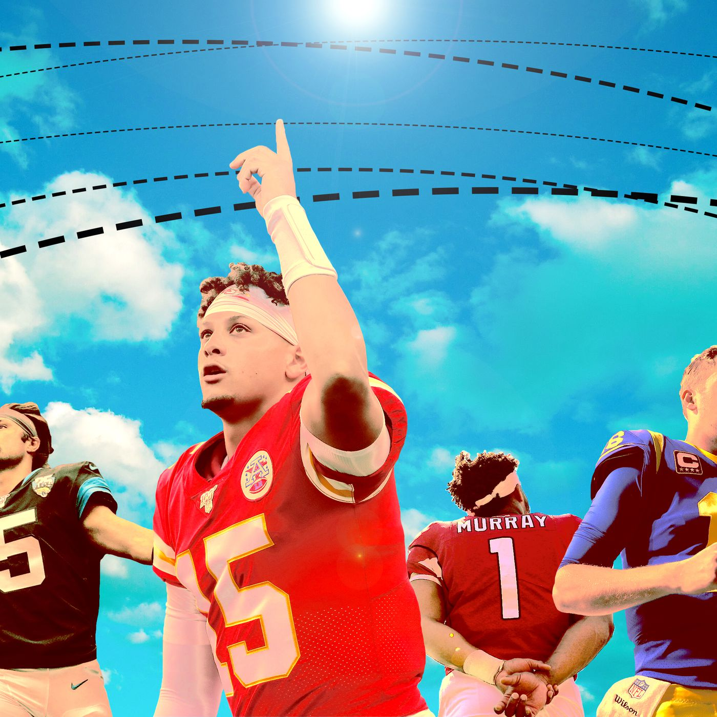 The Nfl S Air Raid Revolution Is Nearly Complete The Ringer