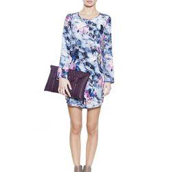 <b>MSGM</b> floral print dress, <b>$203</b> (Original price: $483; First markdown: $338)