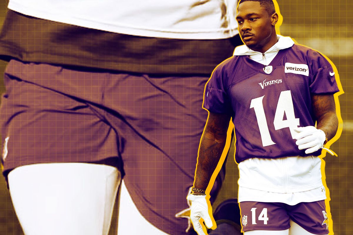 Who Wears Short Shorts Stefon Diggs Wears Short Shorts The Ringer