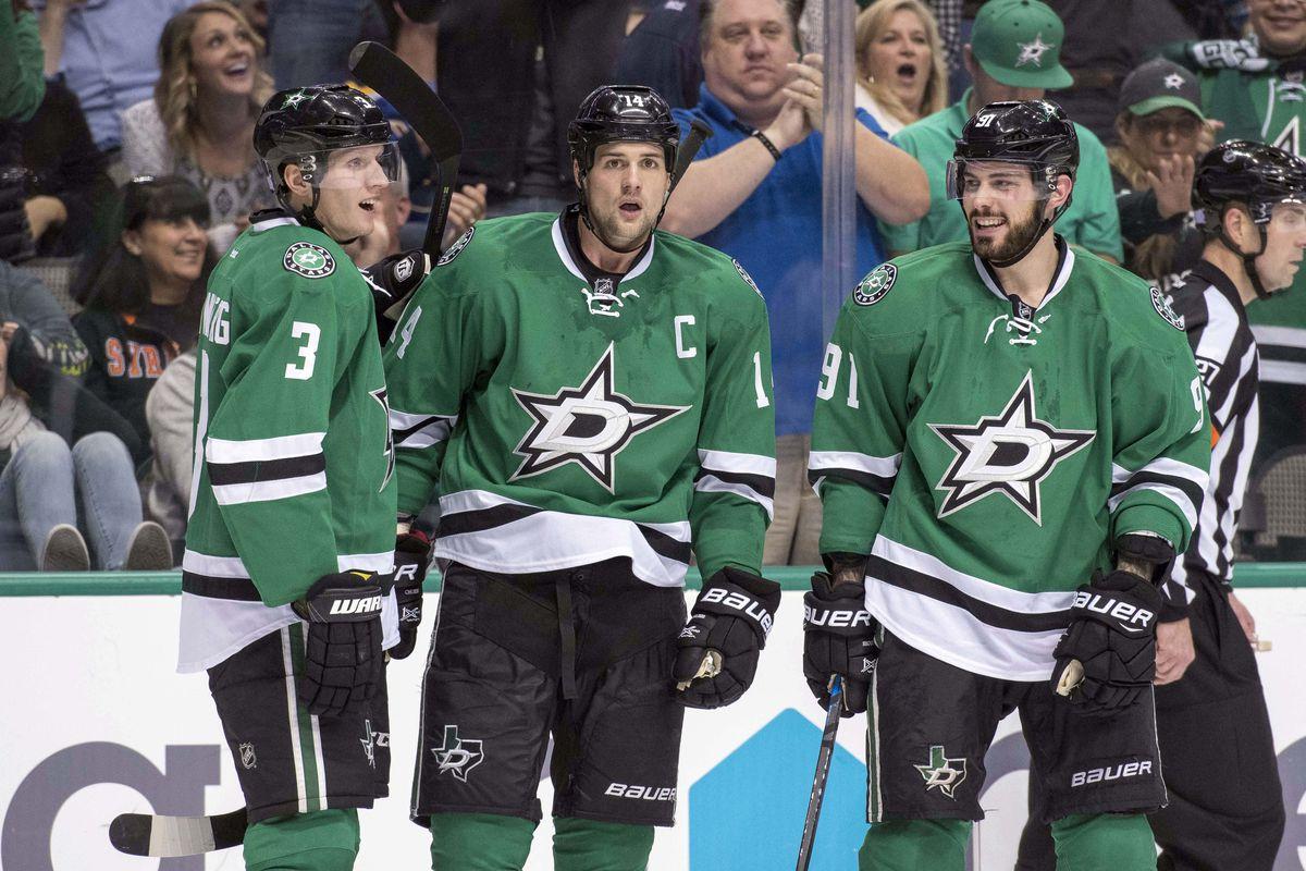 NHL: St. Louis Blues at Dallas Stars