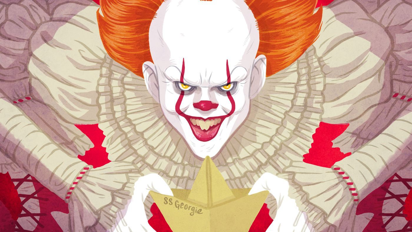 Pennywise From It Is A Perfect Movie Monster The Ringer