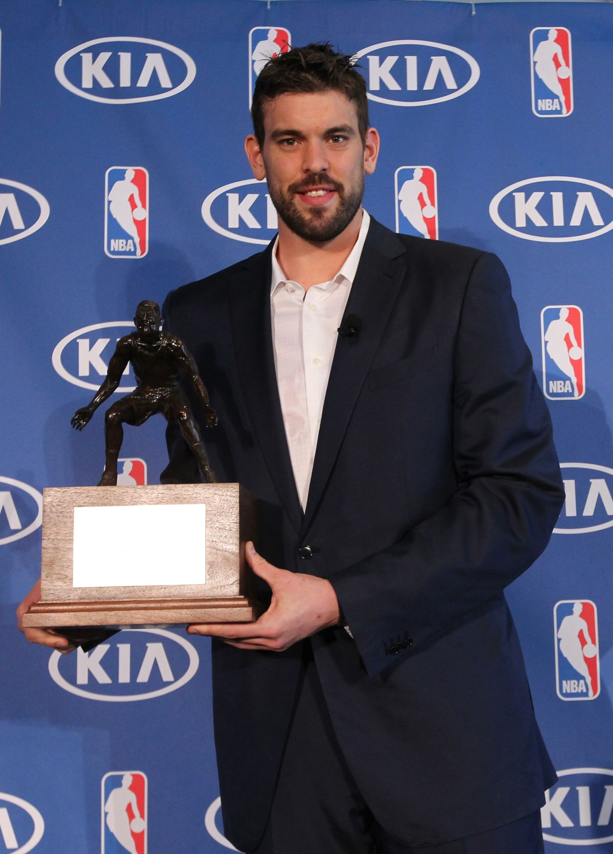 Marc Gasol - Defensive Player of the Year