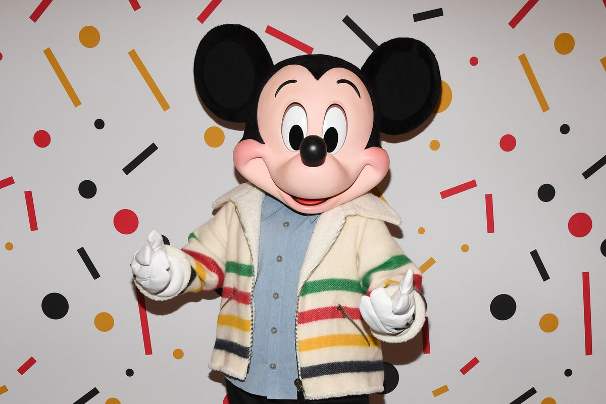 Hudson's Bay Welcomes Everyone's Favorite Pal - Mickey Mouse, To Queen Street Store For 90th Anniversary Celebration