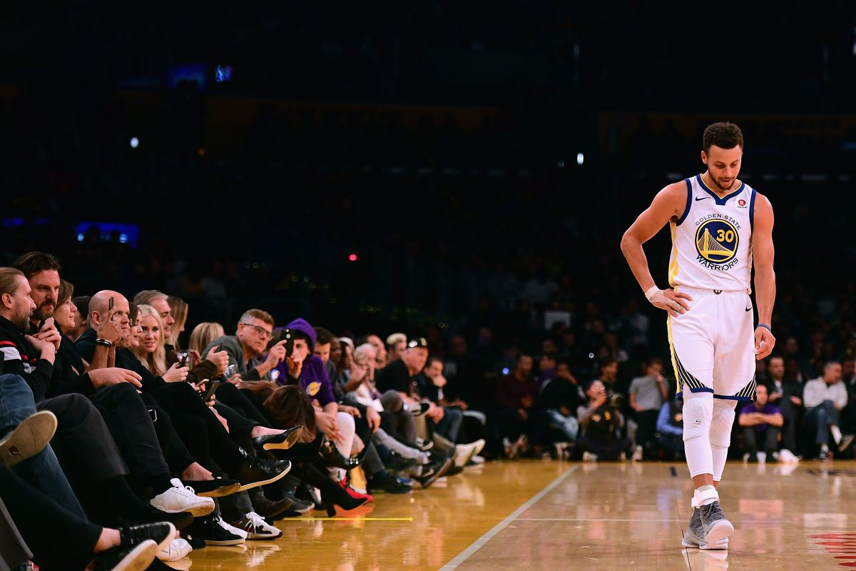 Steph Curry's Making Progress But A Return Before Christmas Seems Impossible