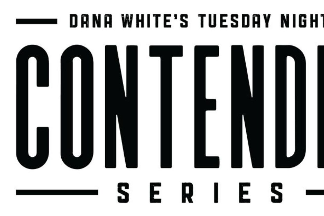 UFC 'Contender Series' 4 results: Live stream play by play updates