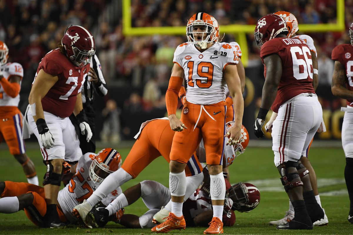 2019 Clemson Football Position Preview: Safeties - Shakin The Southland