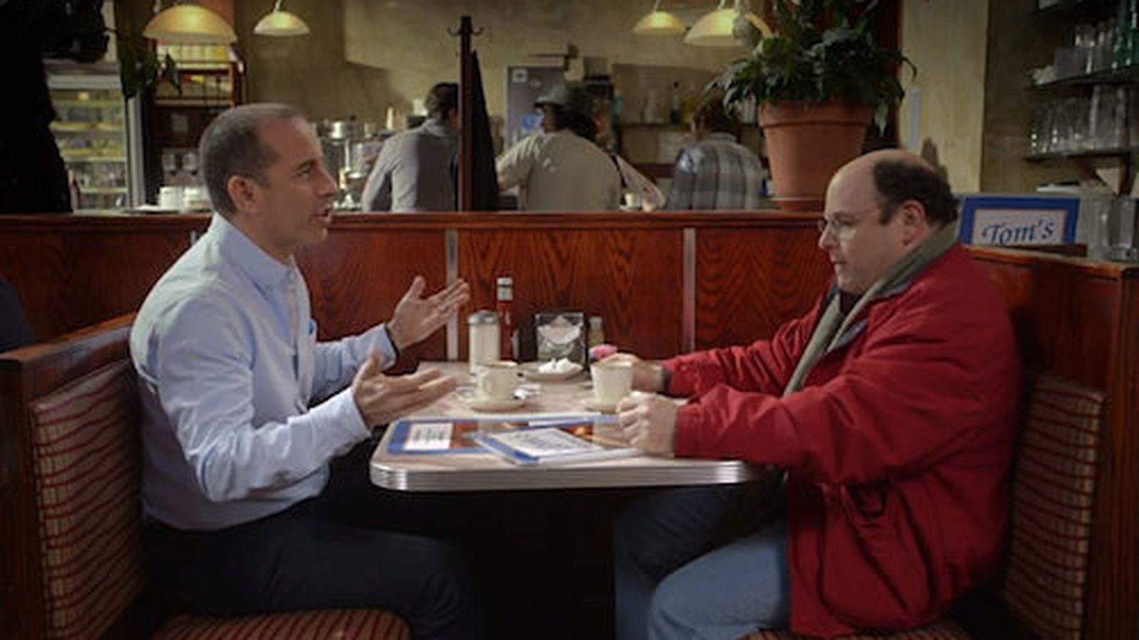 Seinfeld Restaurant Chicago