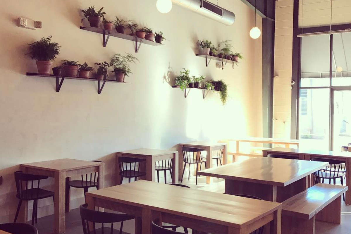 The New Italian Restaurant Juliet From Owners Of Collective