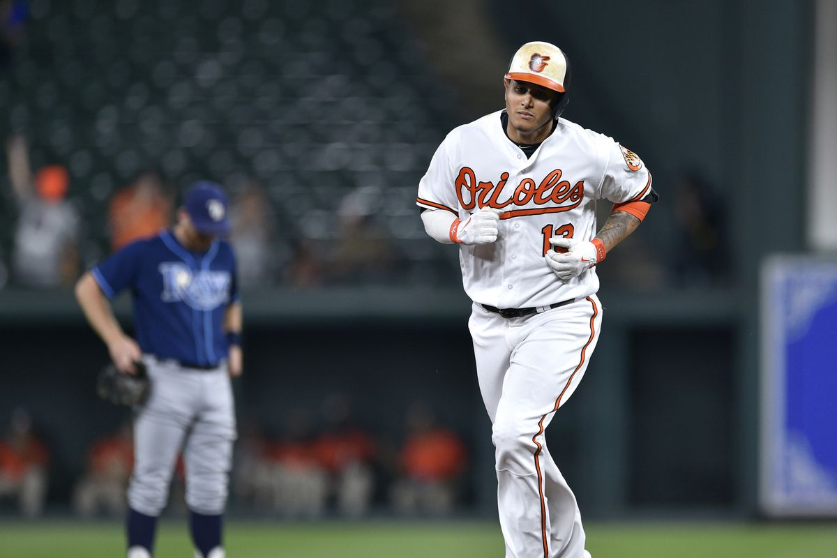 O's may move Machado to SS if he's not traded