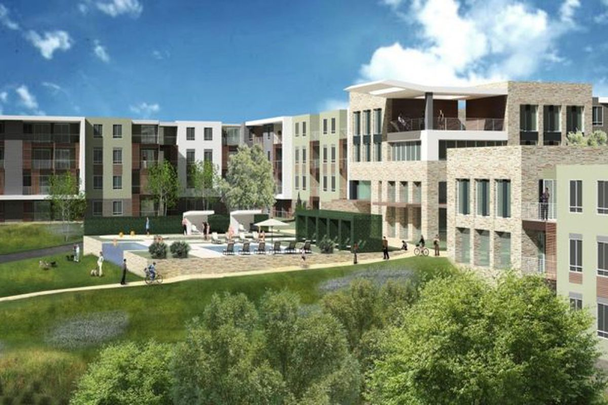 Developers Move Forward On New Sustainable Apartments In East Riverside