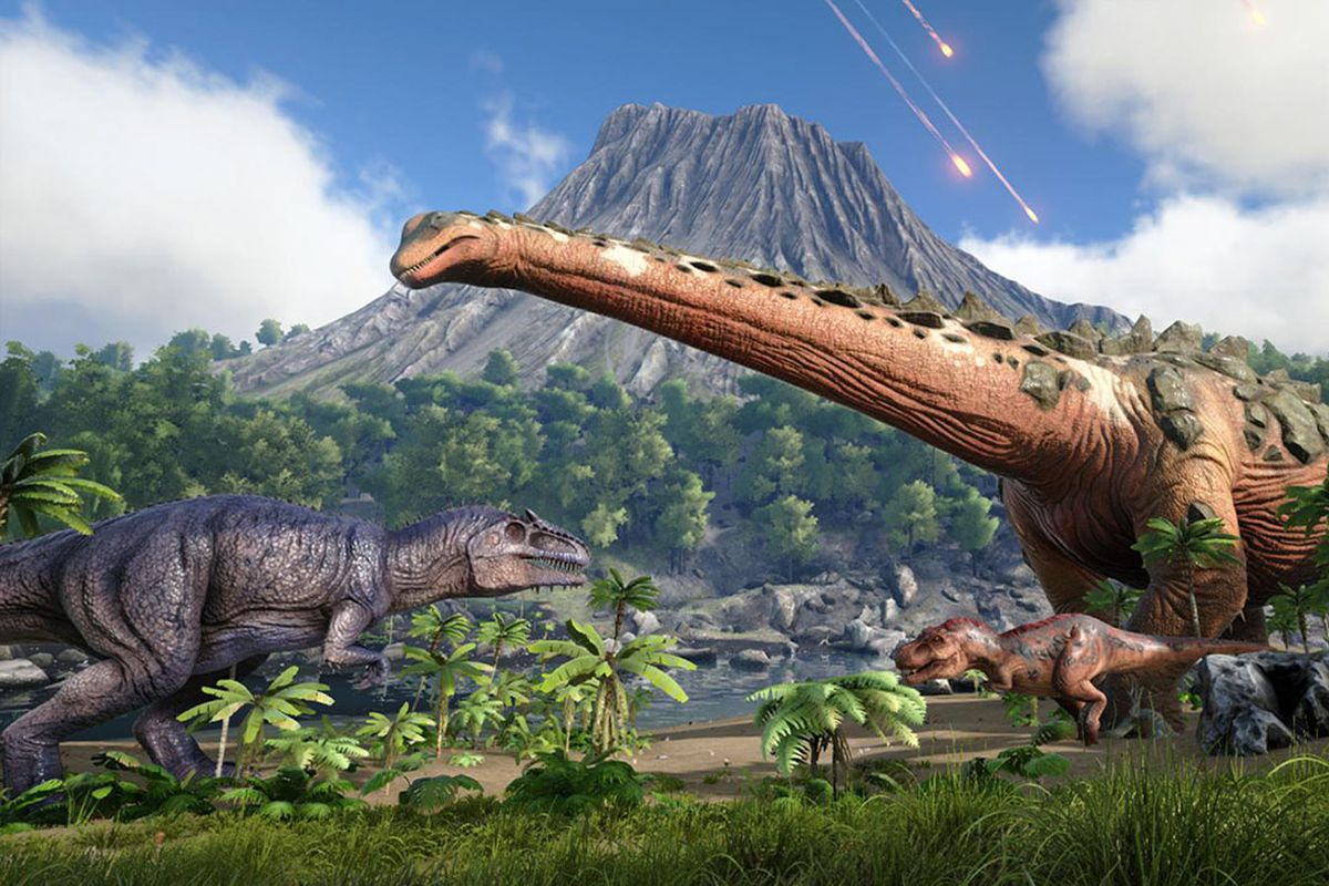 Ark: Survival Evolved coming to Nintendo Switch - Polygon