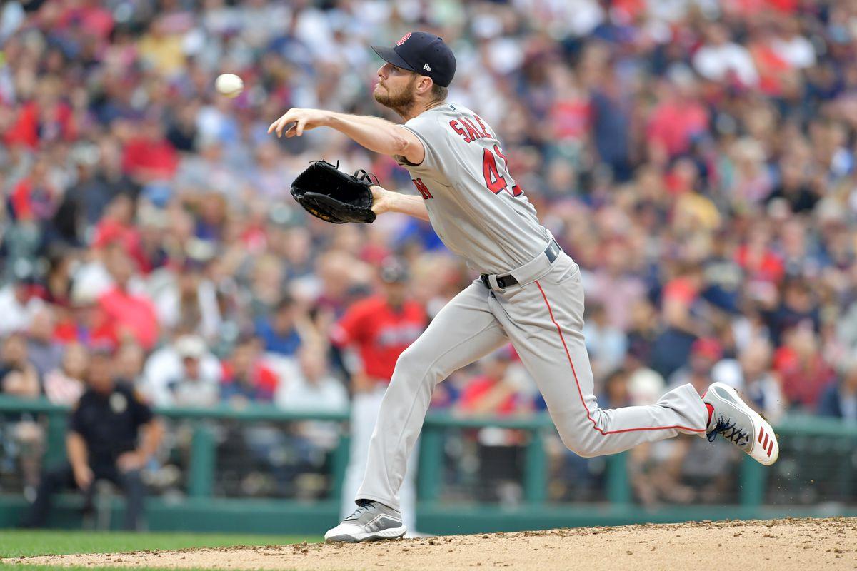Boston Red Sox News: Chris Sale, J.D. Martinez, GM Search