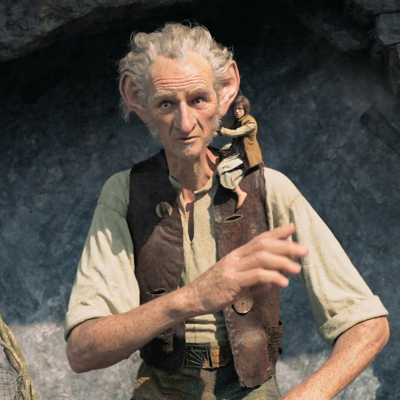 The Bfg Review Steven Spielberg S Take On Roald Dahl Is All Treacle No Spice The Verge