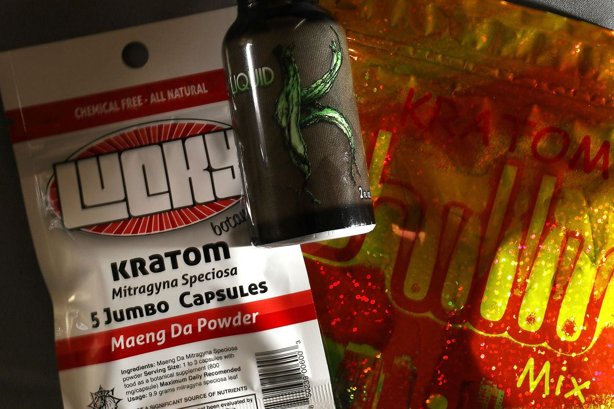 Kratom linked to multistate Salmonella outbreak
