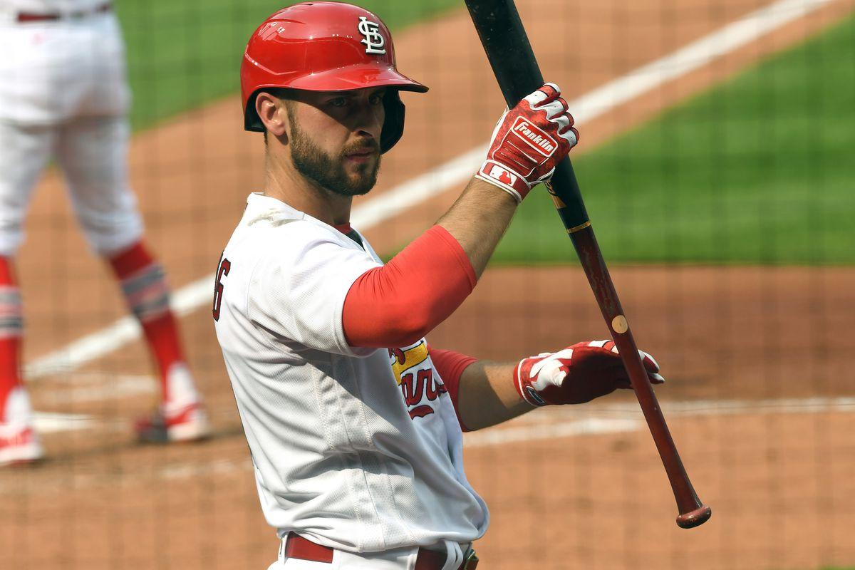 MLB: SEP 08 Twins at Cardinals - Game 1