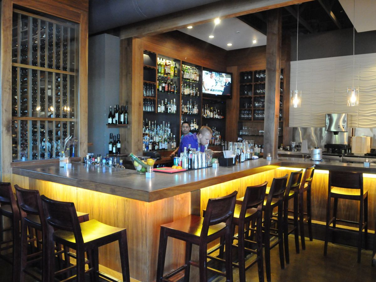 Cove, one of Houston's newest spots for oyster lovers