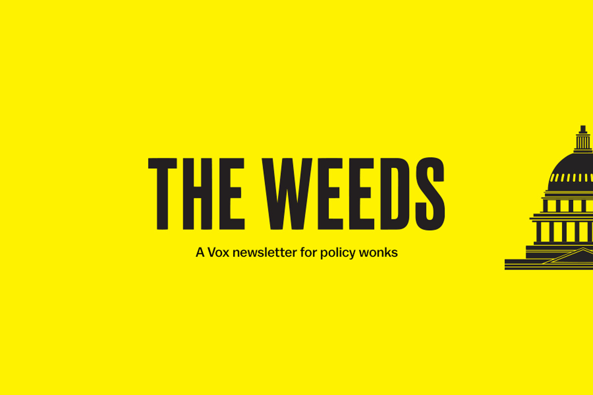 The Weeds newsletter logo