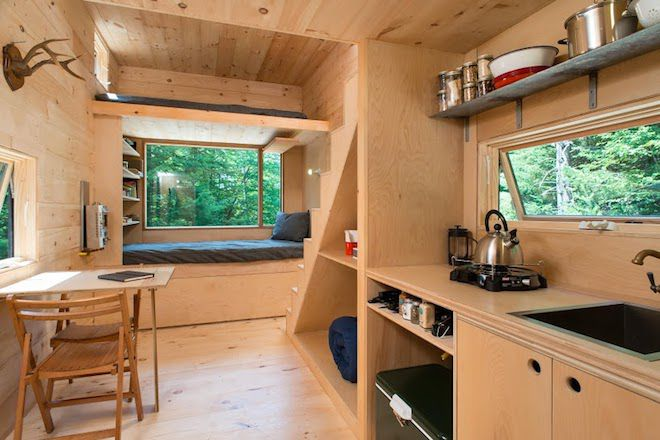 Stupendous New Startup Lets You Test Drive A Tiny House For 99 A Download Free Architecture Designs Ferenbritishbridgeorg