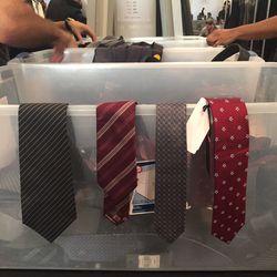 Ties, $39