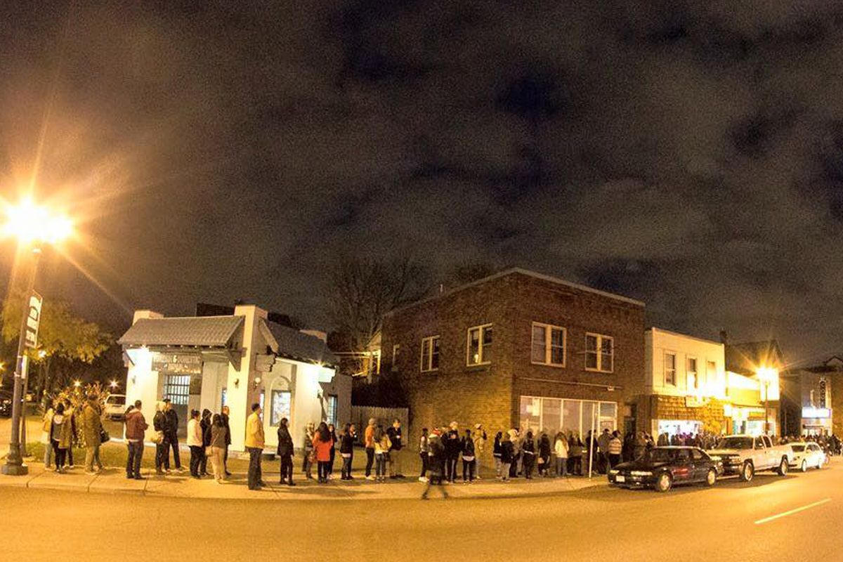 Wondering what all that commotion is on the Eastside? Ask Eddie Wu at Cook St. Paul