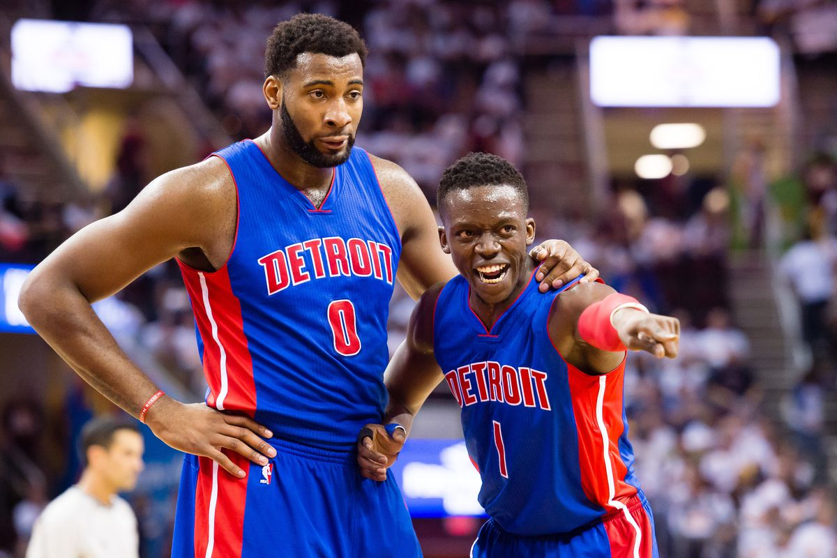 Detroit Pistons v Cleveland Cavaliers - Game One