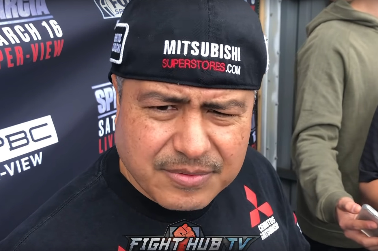 Screen Shot 2019 03 07 at 9.03.42 AM.0 - Robert Garcia: Nothing really concerns us about Spence fight
