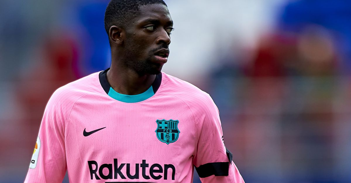 Barcelona and Dembele begin contact over contract renewal - report - Barca Blaugranes thumbnail