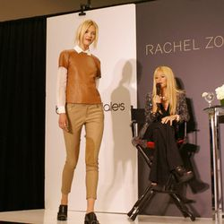 """<a href=""""http://www.rachelzoe.com/""""><b>Rachel Zoe</b></a>: Wednesday, September 10, time and location TBD. <i>[Image <a href=""""http://la.racked.com/archives/2013/08/08/rachel_zoes_fall_line_goes_equestrian_with_sequins_and_leather.php"""">via</a>]</i>"""