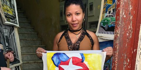 My trip 'to support Cuban people' a real eye-opener