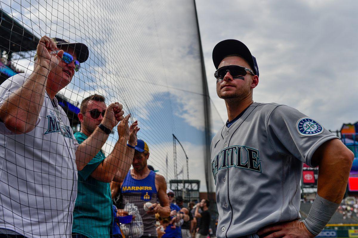 MLB: JUL 21 Mariners at Rockies