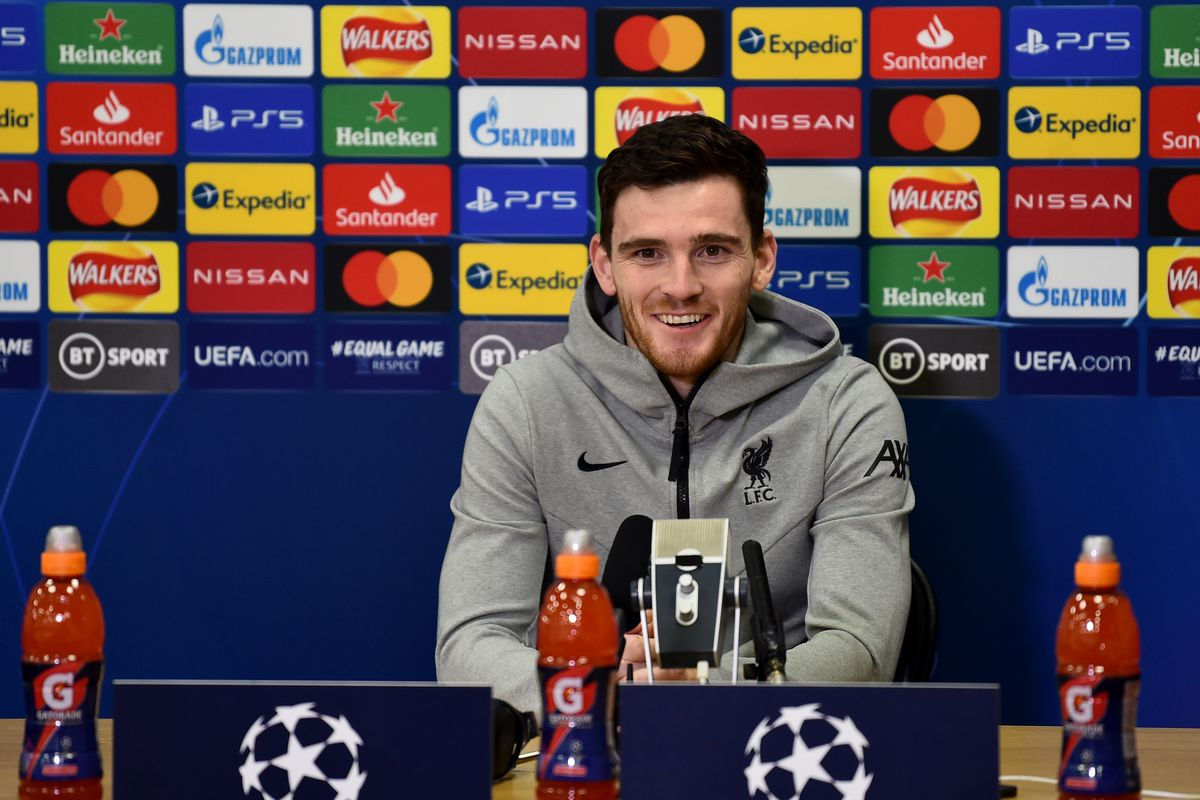 Liverpool FC - Press Conference And Training Session