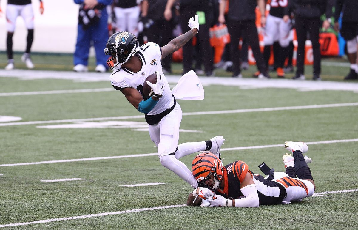 Jacksonville Jaguars v Cincinnati Bengals