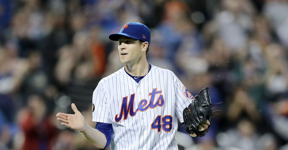 Jacob deGrom had one of the greatest, silliest Cy Young seasons ever