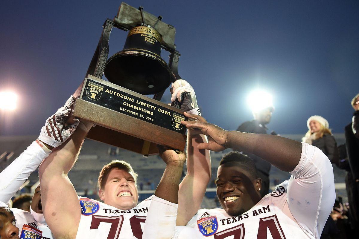 AutoZone Liberty Bowl - Texas A&M v West Virginia