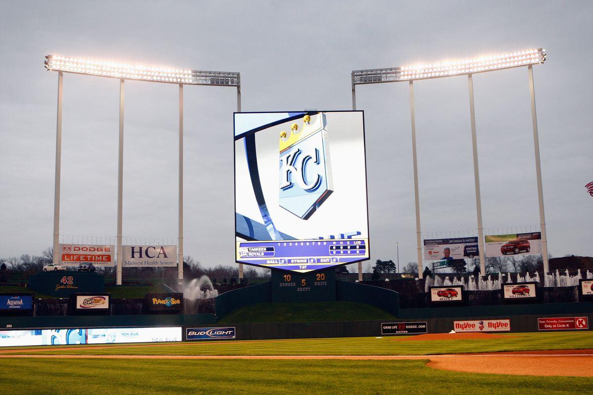 New York Yankees v Kansas City Royals