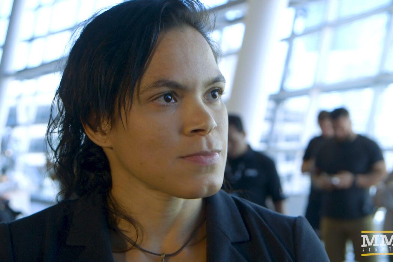 community news, Champ Amanda Nunes not surprised she's betting underdog heading into UFC 213