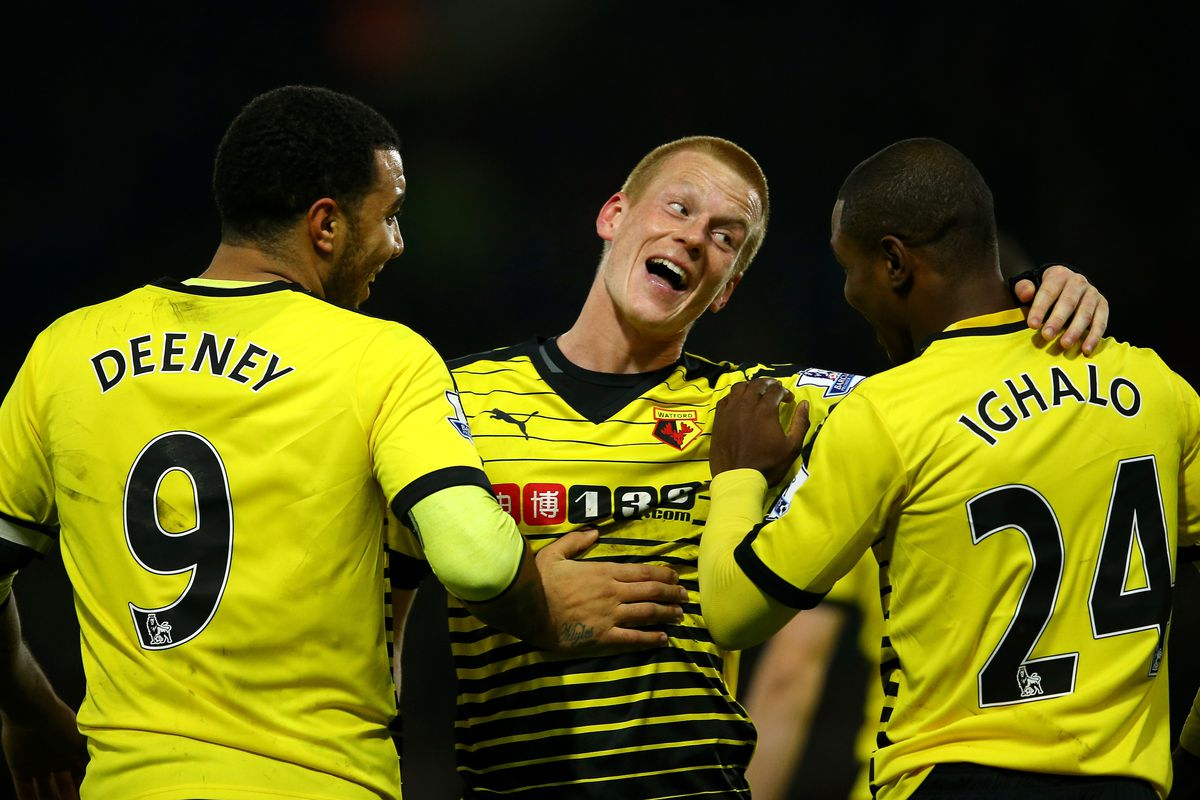 Can Watford keep up their great form against Southampton?